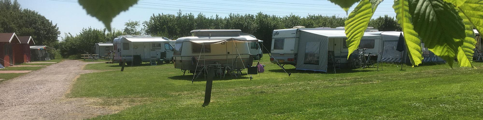 Kampeerplaats basis camping Pasveer