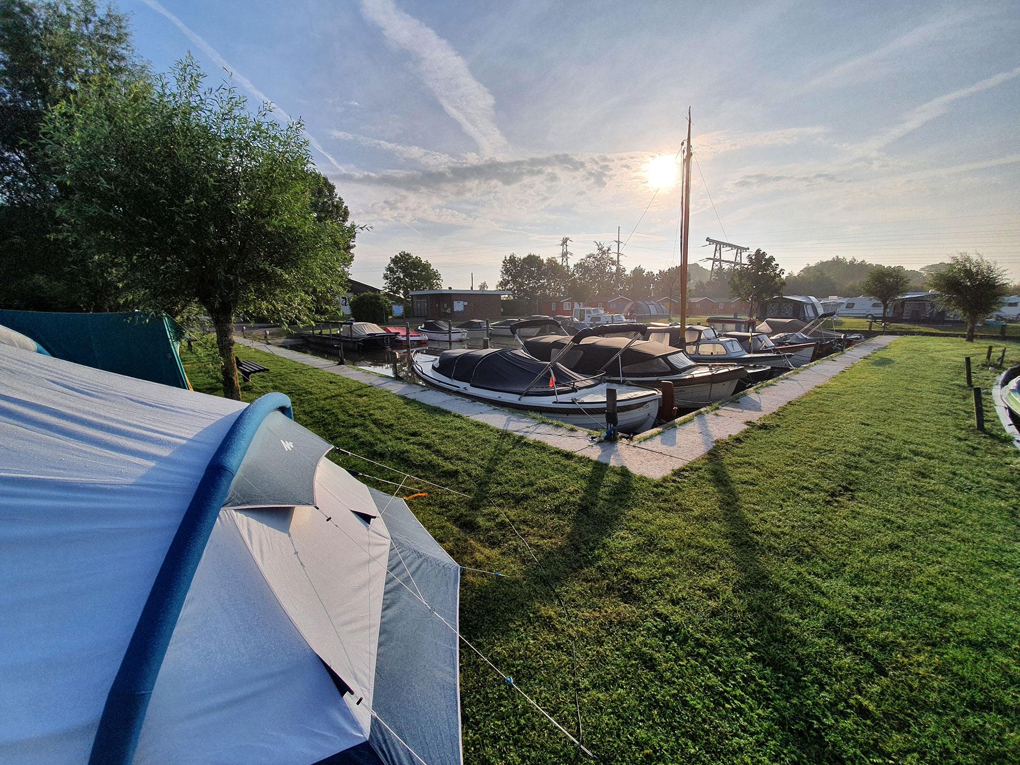 Haven Sneek Camping Pasveer