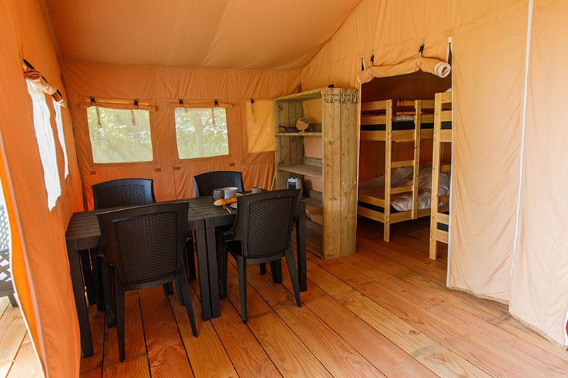Safaritent-6p Camping Pasveer